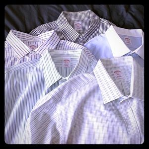Other - Men's Brook's Brothers Dress Shirts (5 total)